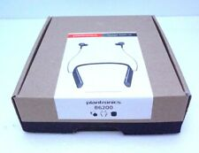 Plantronics Voyager 6200 UC, Black Bluetooth Neckband Headset