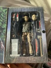 NECA Ultimate Jason Voorhees 7 inch Action Figure - 39716 The Final Chapter