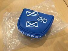 ODYSSEY SCOTLAND MALLET PUTTER HEADCOVER - SCOTTISH FLAG - MAGNETIC - BRAND NEW