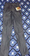 NEW w/Tags LADIES TuffRider Stretch Denim Breeches/Riding Jeans Blue  size 26