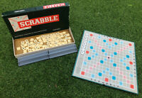 🔠VINTAGE SPEARS BOARD GAME - SCRABBLE 1948 COMPLETE & BOXED from Spears🔠