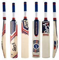 Model Pack of 2 Pcs KOOKABURRA BUBBLE II + BUBBLE Cricket Bats Full Size SH+Nokd
