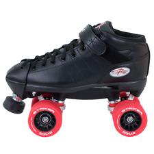 New Riedell R3 Derby Quad Speed Skates sz 4 Medium $150 value