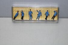 Preiser 134 6 Figuren Uniformträger Spur H0 OVP
