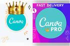 Canva PRO Unlimited 👑 - Canva graphic design platform ⭐FOREVER⭐