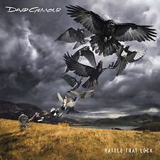 David Gilmour Rattle That Lock CD NEW digipak Faces Of Stone