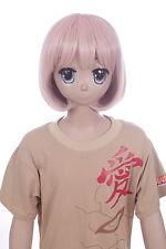 w-627 Beyond the boundary Mirai KURIYAMA Rosa BOB 32cm cosplay peluca