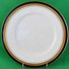 "COBALT ROYALE Aynsley Dinner Plate 10.5"" NEW NEVER USED 24kt gold made England"