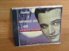 Perry Como : A Sentimental Date With Perry Como : CD Album : 2001 : CDUS 3021