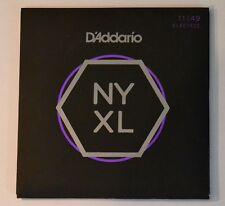 D'Addario NYXL1149 electric Jeu 11/49 de Cordes guitare guitar strings NEUF