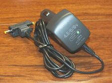 Genuine Sony (DCC-E25CP) DC Car Charger Power Adapter! 4.5 / 6 / 9V 800mA *READ*