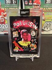 Topps Project 2020 #108 Bob Gibson St. Louis Cardinals - Gregory Siff 🔥In Hand