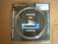 49 strand steel cable 7 x 7 ø 1.08 mm - 200 lbs - 20 m ref 5032 hiro fishing big