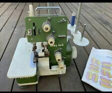 Juki Babylock EA-605 Serger Sewing Machine Overlocker 4 Spool + Manual & Pedal
