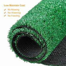 65x3 ft Synthetic Turf Grass Artificial Fake Lawn Floor Mat Garden Patio Carpet