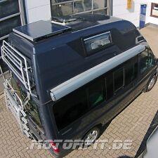 Solaranlage 80 Watt für Ford Nugget schmal passend Westfalia Nugget 1 80W