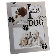 I Love My Dog Photo Frame Gift FA129D