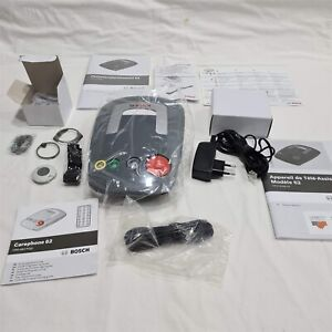 Bosch CarePhone 62 Elderly 2 Way Alarm/Monitor with Remote. Type CRS-H62TC