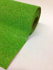 "Grass Mat:  Dark Meadow Green 120cmx60cm 48""x24"" Javis Landscape scenery roll 11"