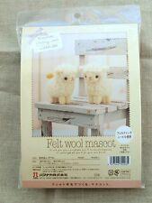 HAMANAKA Felting Needle Felt Wool Mascot Kit Friend Sheeps