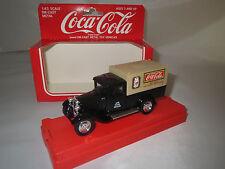 Solido  Citroen  C 4 F Fourgon  (Coca Cola)  1:43 OVP  !!!