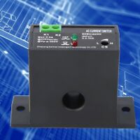 Normally Open/Closed Current Sensing Switch Control Adjustable AC 0.2-30A LJ