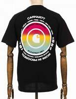 Carhartt WIP Worldwide Tee - Black