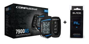 Compustar CS7900AS All-In-One 2-Way Remote Start + Alarm with BLADE-AL Module