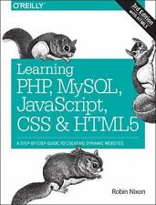 Learning Php, MySql, JavaScript, Css & Html5: A Step-by-