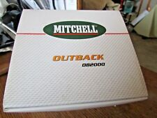 ~~Mitchell Outback OB2000~~ Spinning Reel ~~NIB~~spare spool & parts~~manual~~