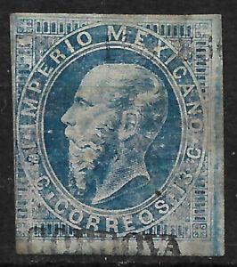 MEXICO -1866, MAXI.- 13c., CORDOVA, 138-866  - USED - $80.00