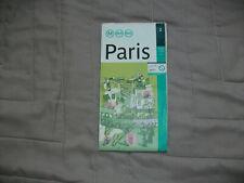 Paris grand plan lignes et rues RATP 2003