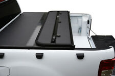 Laderaumabdeckung für Nissan Navara D40 Laderaumplane 3-teilig Selbstmontage