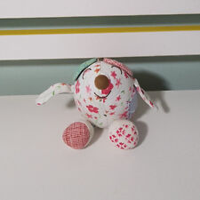 New listing Mousey Hallmark Plush Toy! Soft Toy About 11Cm Tall Emily Button Patterned Mouse