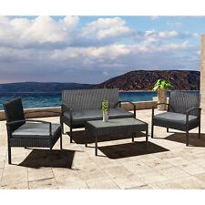 Gartenmöbel Polyrattan Sitzgruppe Rattan Gartenset Trinidad Garnitur Juskys®