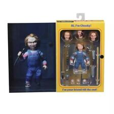 NECA Chucky 4 inch Scale Action Figure  Ultimate Chucky The doll Killer A105G