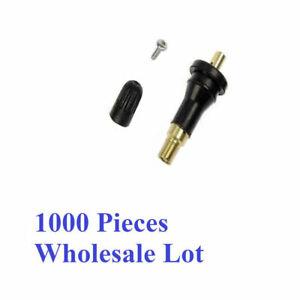 1000X TPMS Valve Stem Rebuild Kit Tire Pressure Sensors For Buick Cadillac 20008