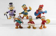 Micky Maus + Dagobert Duck === Walt Disney 6 Figuren grotesk / Evanplast ?