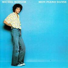 CD audio.../...MICHEL BERGER .../...MON PIANO DANSE....