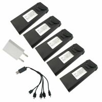 Spare Rechargeable Lipo Battery For E58 M68 RC Drone Quadcopter 3.7V 500mAh M68