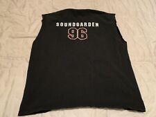 New listing Soundgarden 1996 Vintage Tour T Shirt Size Xl