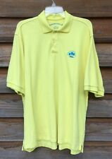 MARGARITAVILLE CAUSAL POLO SHIRT MEN'S XL (KEY LIME YELLOW)
