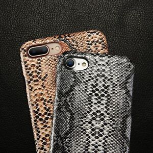 Phone Case Crocodile Snake Texture Cases For iPhone XR XS Max X 7 8 Plus Cover