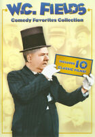 W.C. Fields Comedy Favorites Collection New DVD
