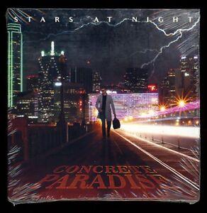 "Stars At Night "" CONCRETE PARADISE "" Album Limited Edition SEALED"
