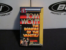 The Bonfire of the Vanities Tom Wolfe Paperback 2001 Used