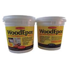 WOODEPOX WE2GKR Wood Filler,2 gal.,Tub