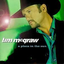 MCGRAW TIM- A PLACE IN THE SUN (1999). CD.