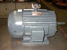 Delco AC Motor MOD# 4G4754 10 HP 880 RPM 286U Frame 460 Volt