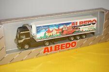 "RF39] Albedo Volvo LKW Sattelzug ""Walter Schimm ALBEDO Heilsbronn"" 1:87 OVP"